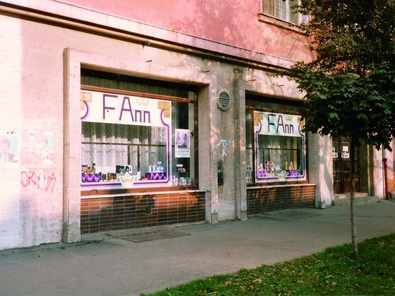 FAnn parfumerie v slovenských Michalovcích